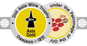 2014 asia wine trophy gold