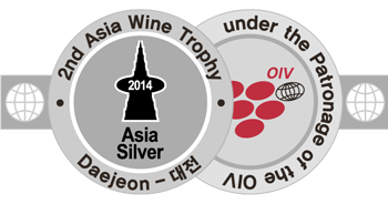 2014 asia wine trophy silver