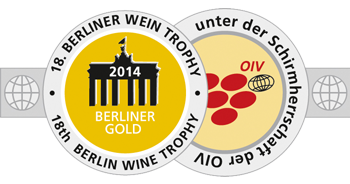 2014 berlin wine trophy gold